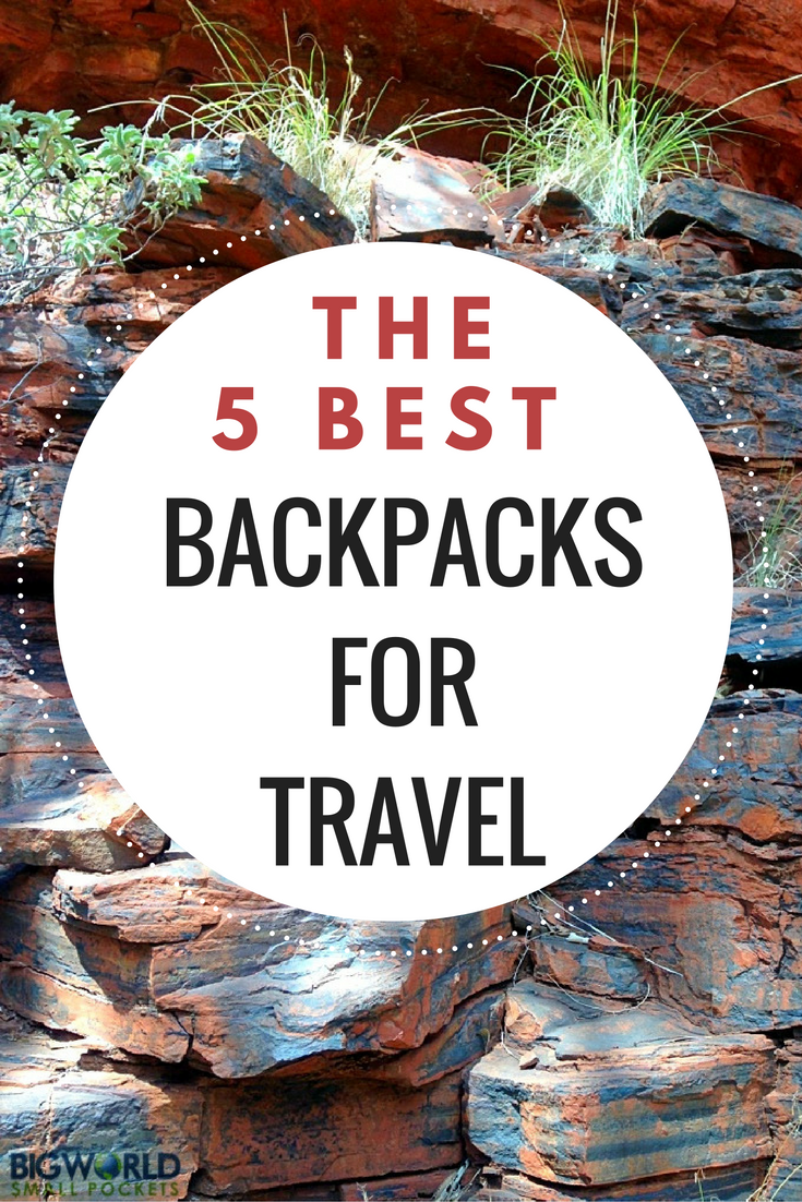 The 5 Best Backpacks for Travel {Big World Small Pockets}