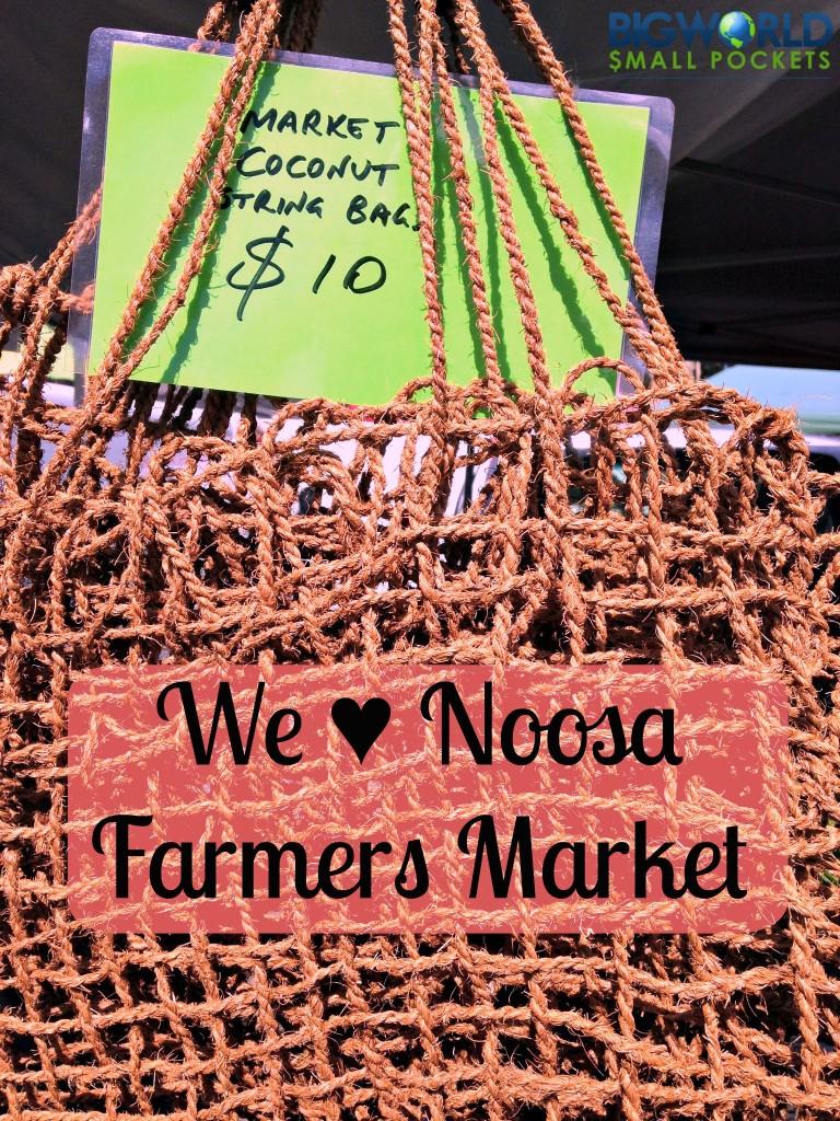 Why we ♥ Noosa Farmers Market {Big World Small Pockets}