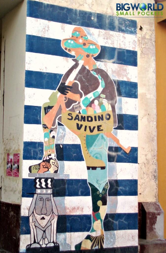 Leon Political Art