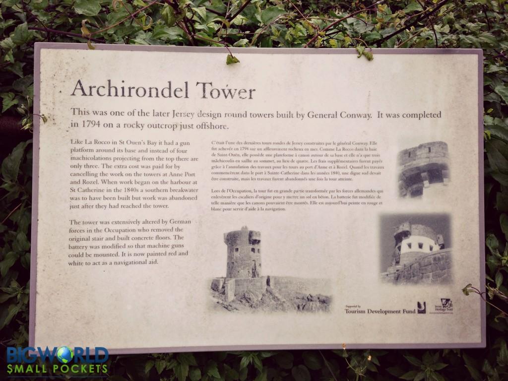 Archirondel Sign