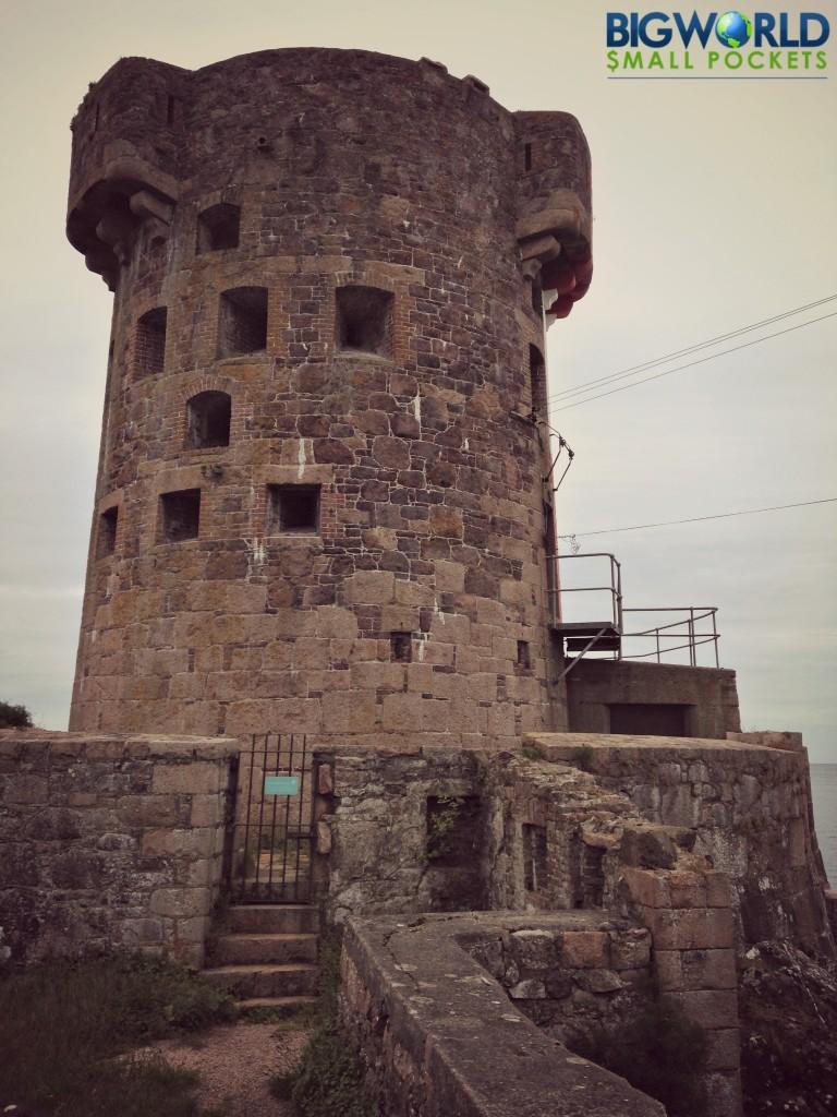 Archirondel Tower