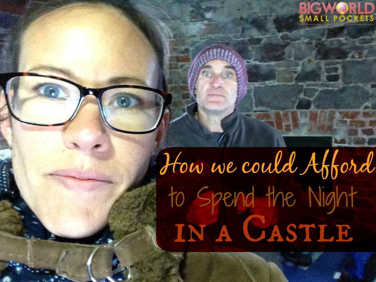 Night in a Jersey Castle