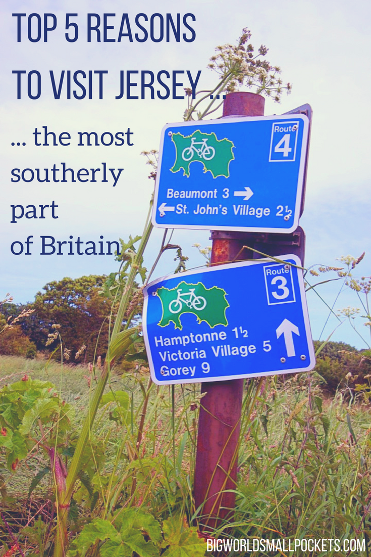 Top 5 Reasons to Visit Jersey in the Channel Islands {Big World Small Pockets}