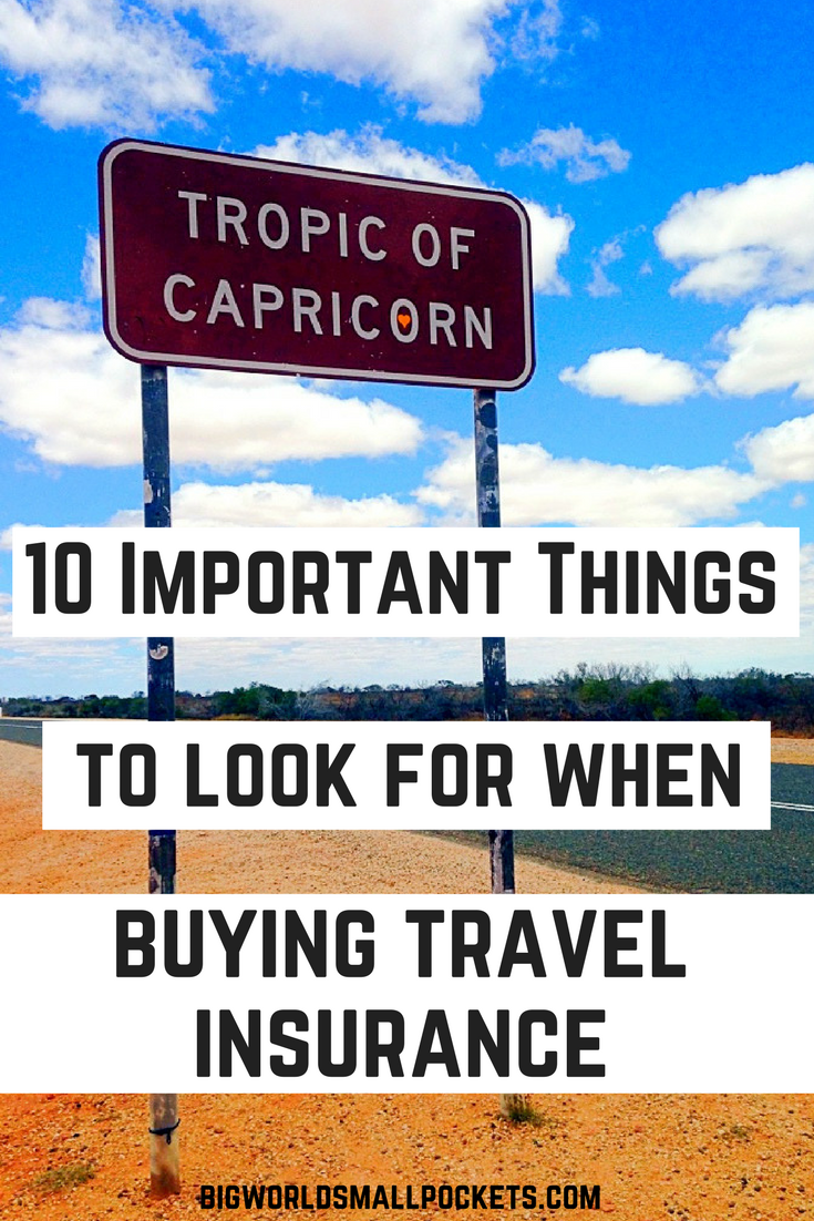 The 10 Essential Questions to Ask When Buying Your Travel Insurance {Big World Small Pockets}