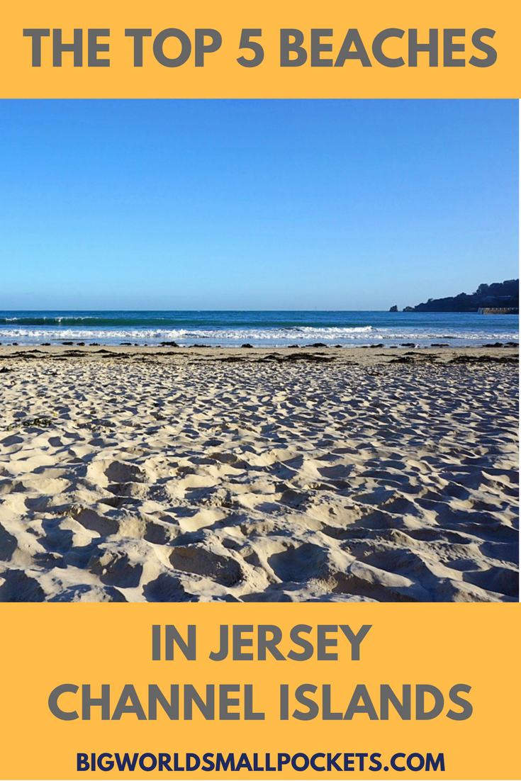 The Top 5 Beaches in Jersey, Channel Islands {Big World Small Pockets}