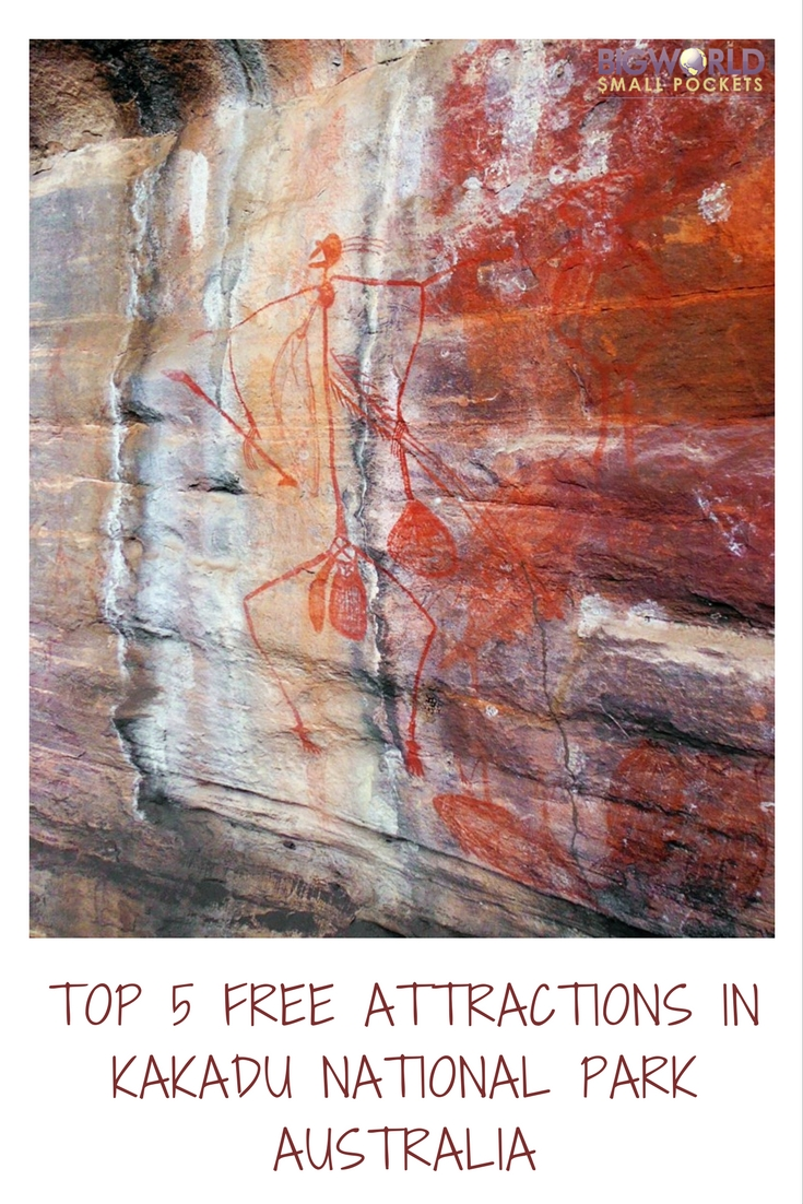 Top FREE Attractions In Kakadu National Park Big World Small - 11 things to see and do in kakadu national park