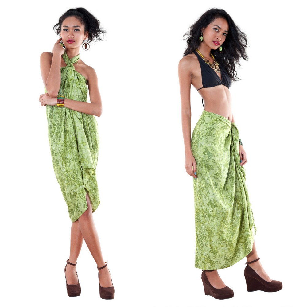 Butterfly Sarong