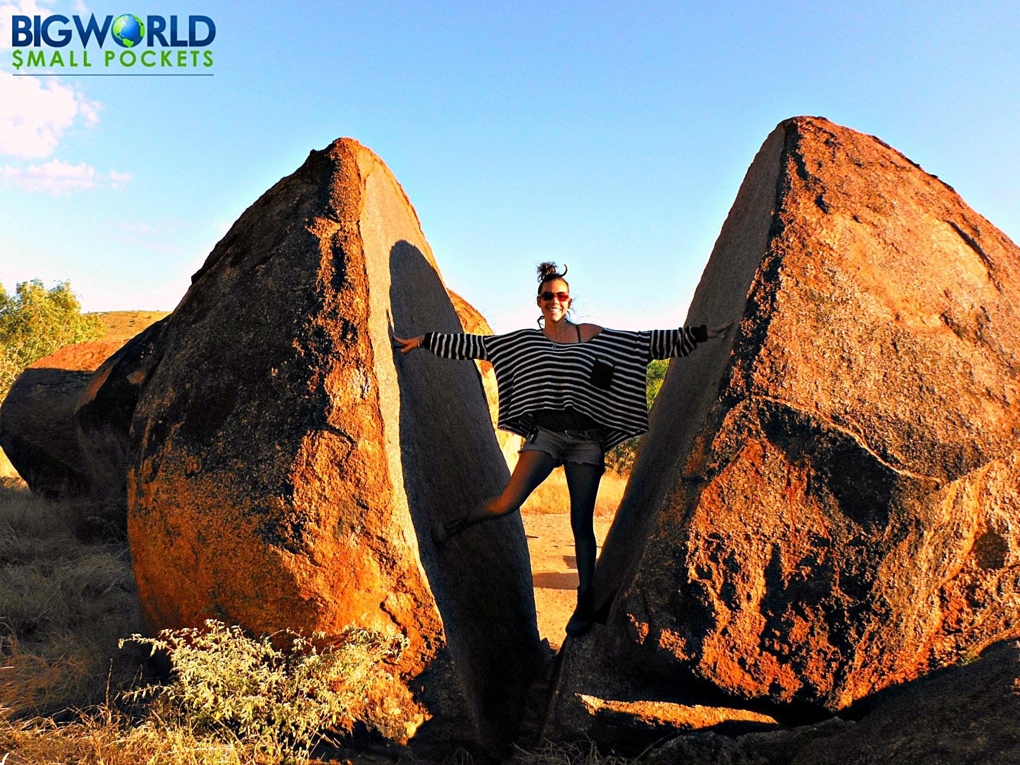 Australia, NT, Devils Marbles