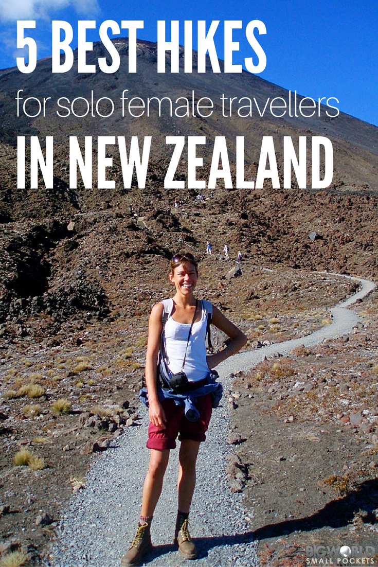 5 Best Hikes for Solo Female Travellers in New Zealand {Big World Small Pockets}