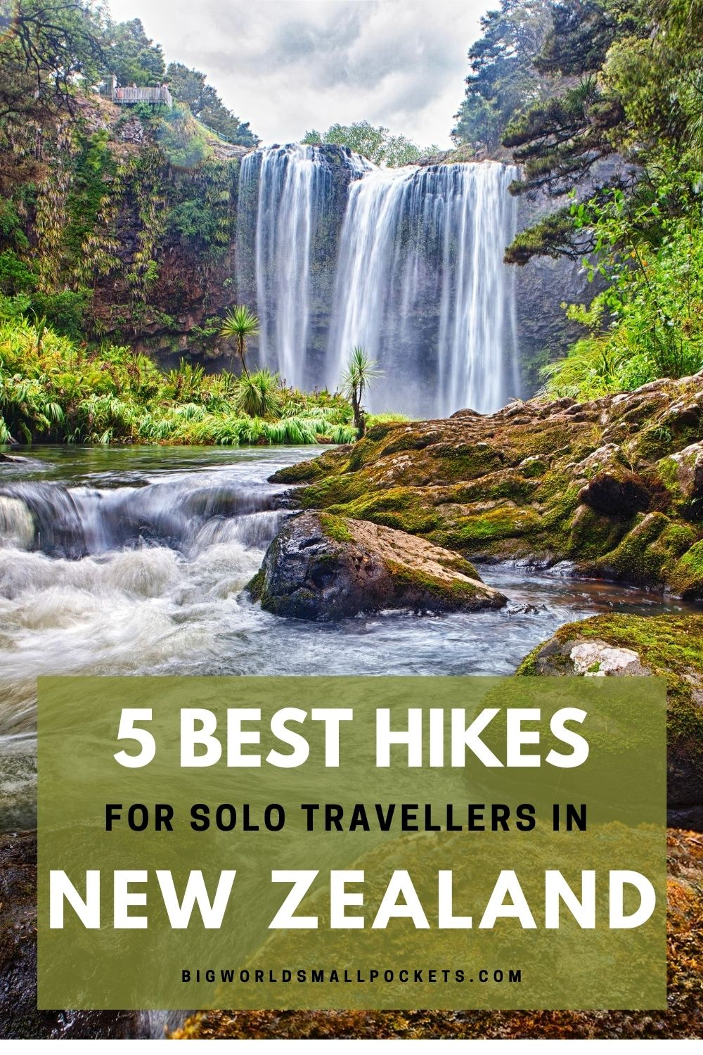 5 Best Hikes for Solo Travellers in New Zealand