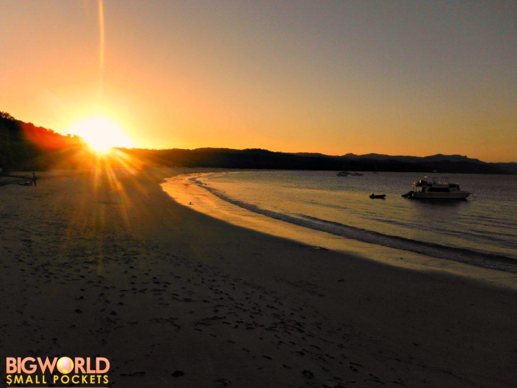 Whitehaven Sunset
