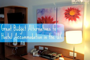 Budget Alternatives to Hostel Accommodation in the UK