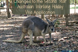 Changes to the Working Holiday Second Year Visa Australia Has Made