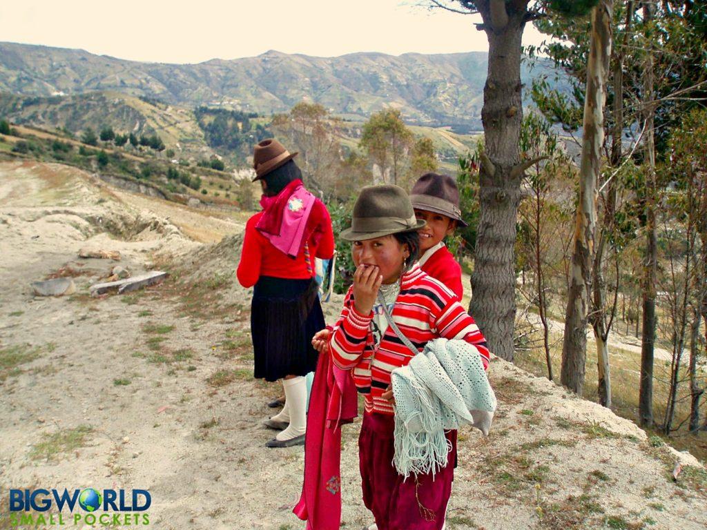 Quilotoa Children
