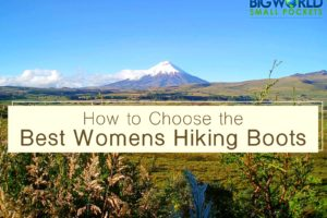 How to Choose the Best Womens Hiking Boots
