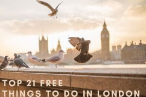 21 FREE Things to Do in London the Locals Love