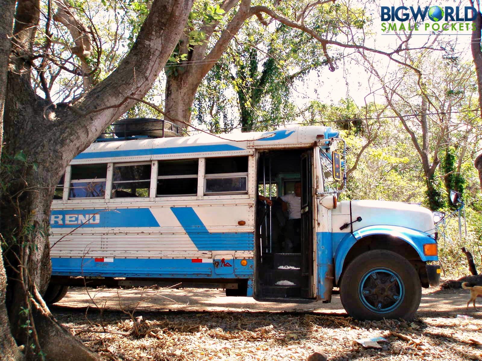 Central America Bus