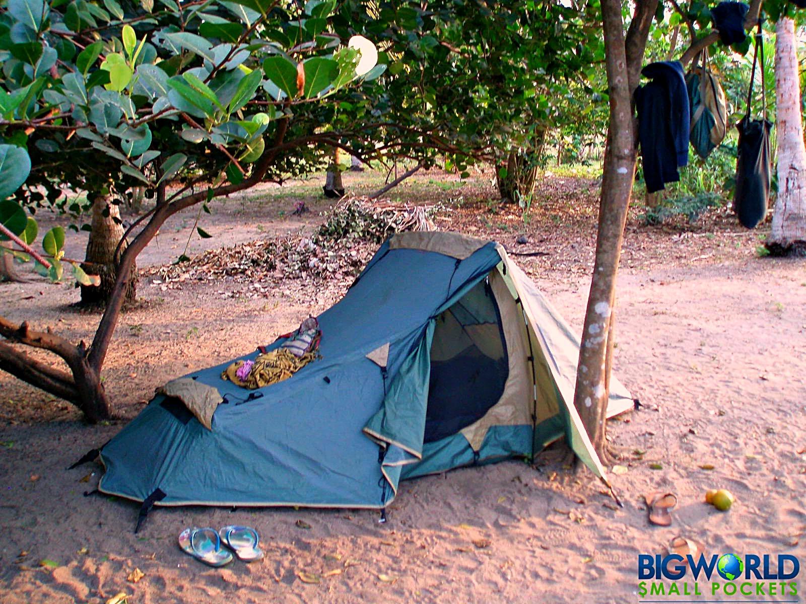 Clothes Tent