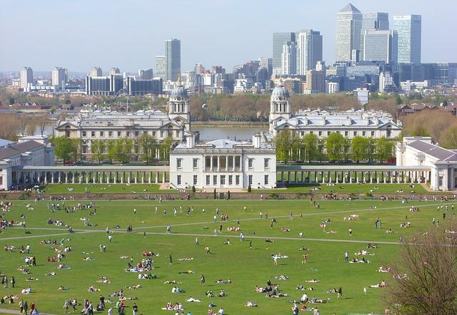 England, London, Greenwich