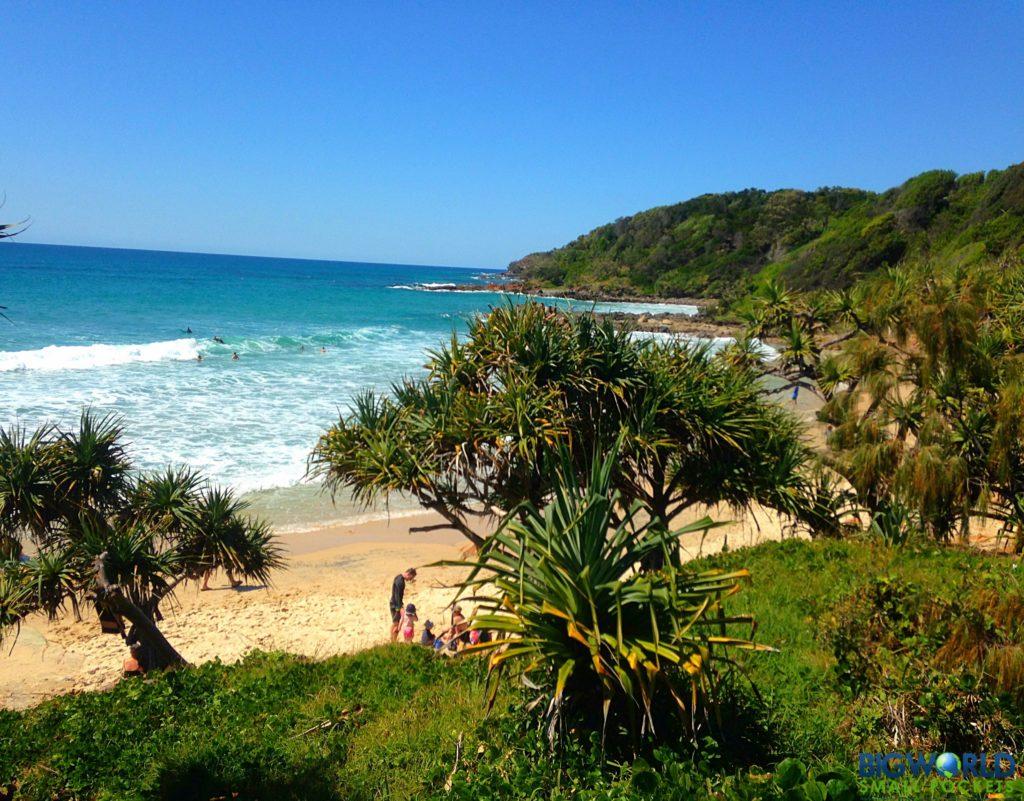 Australia, Noosa, First Bay