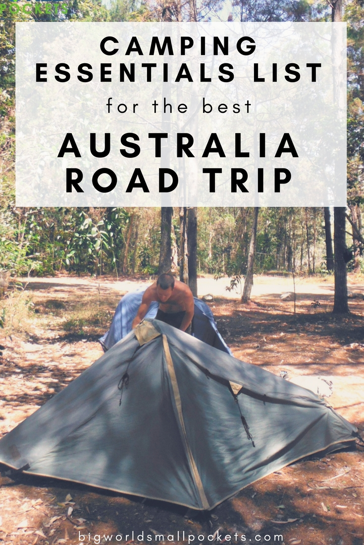 The Complete Camping Checklist for the Best Australia Road Trip {Big World Small Pockets}
