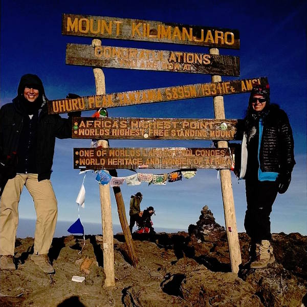 Kilimanjaro RoarLoud