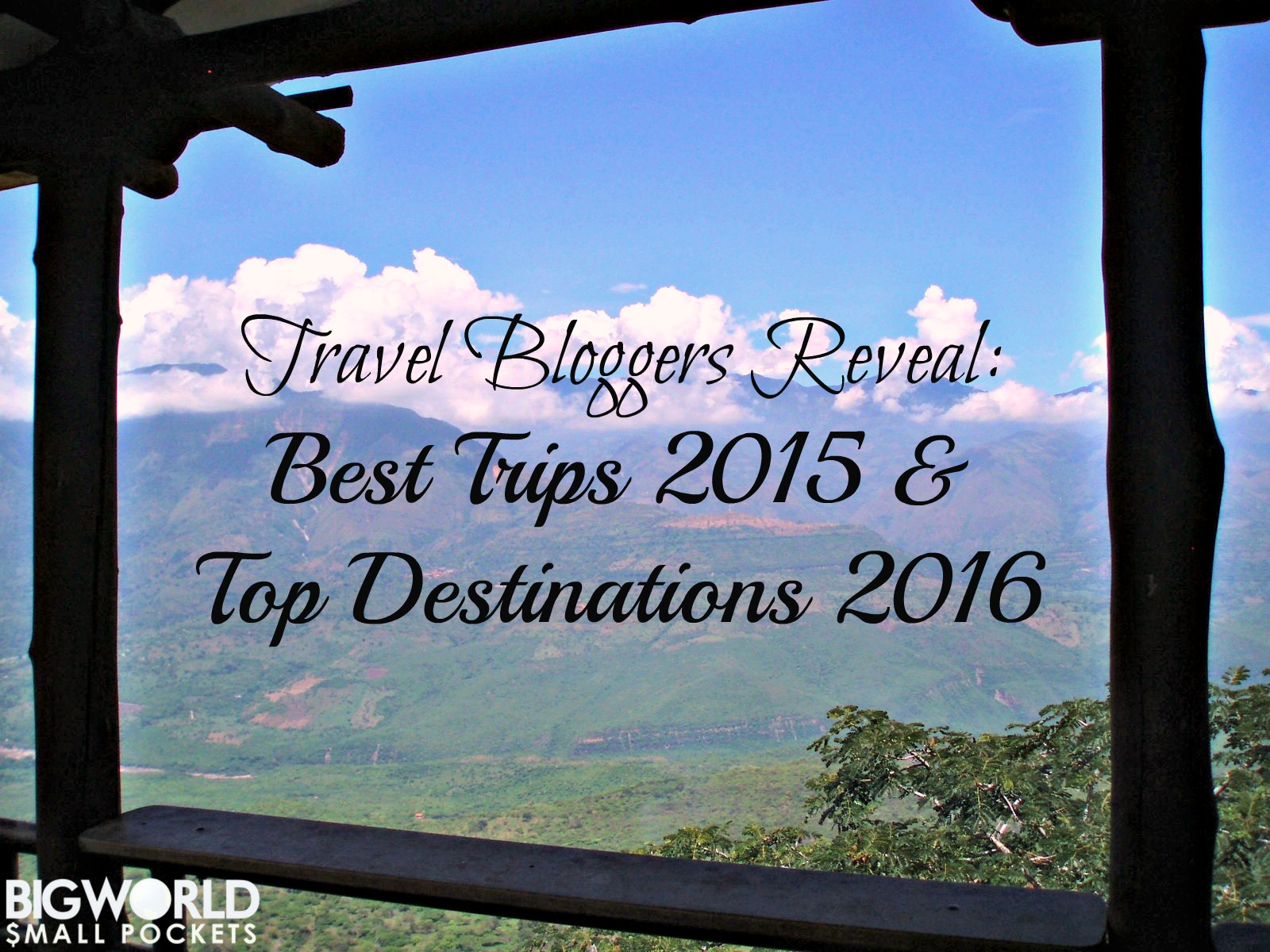 Travel Bloggers Reveal