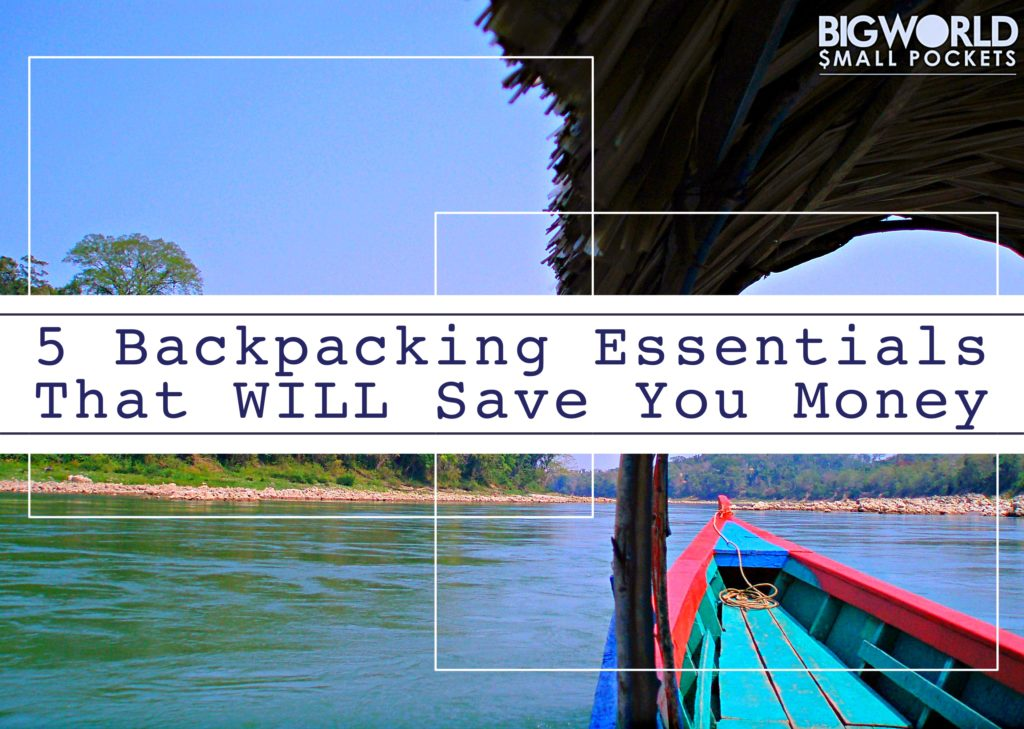 backpacking essentials feature