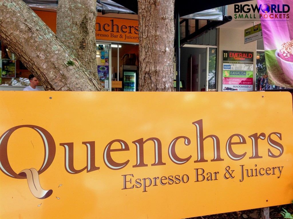 Quenchers 2