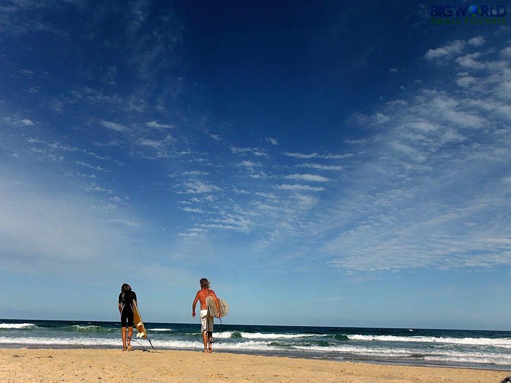 Surfers Noosa