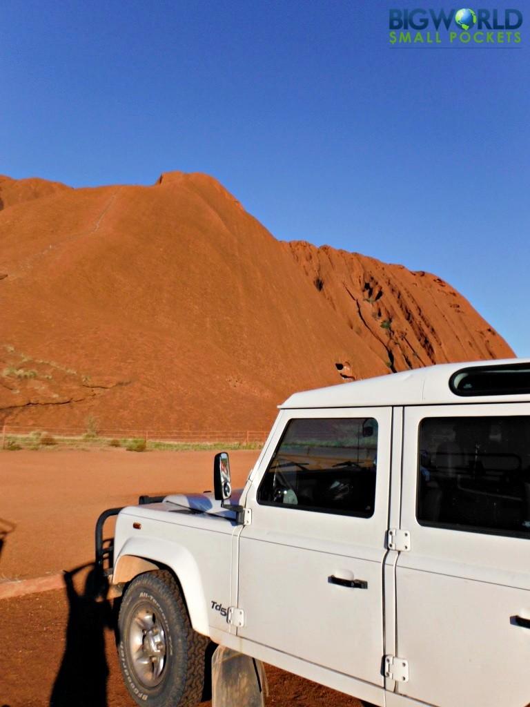 Drive Uluru