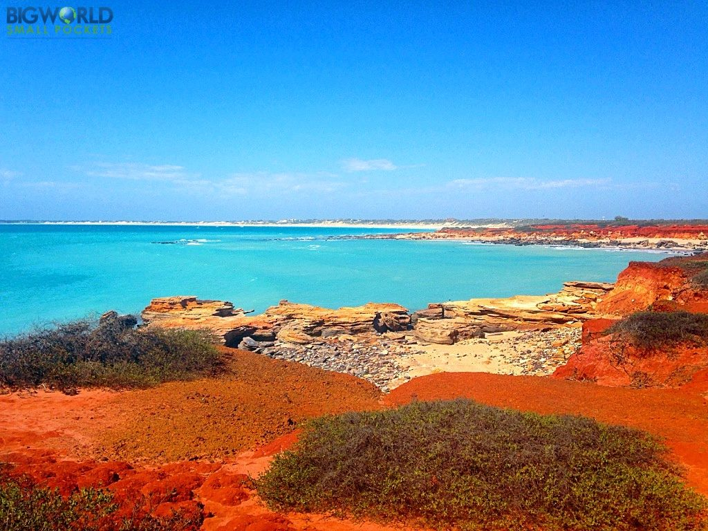 Australia, Broome, Gantheaume Point