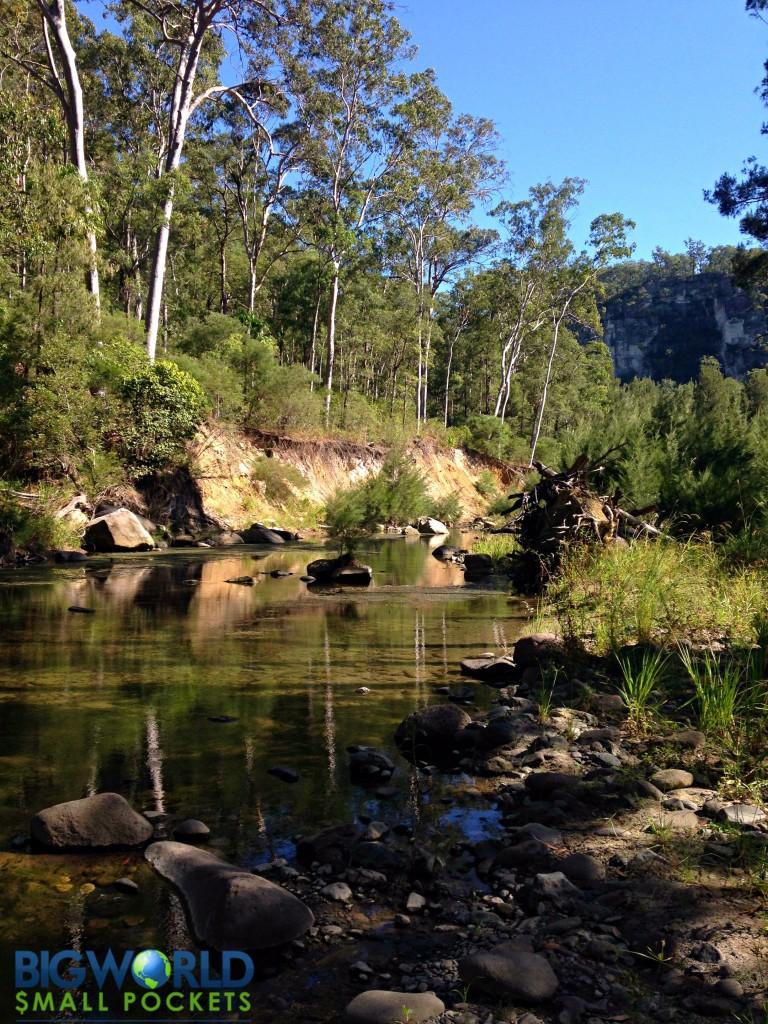 Carnarvon Gorge Creek