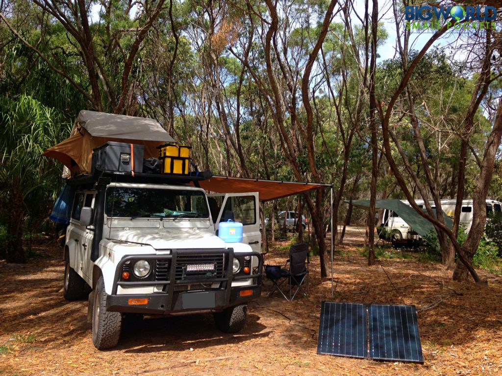 Landy Bushcamp