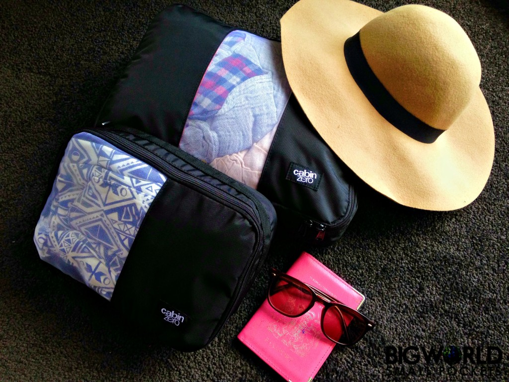 Packing Cubes 3