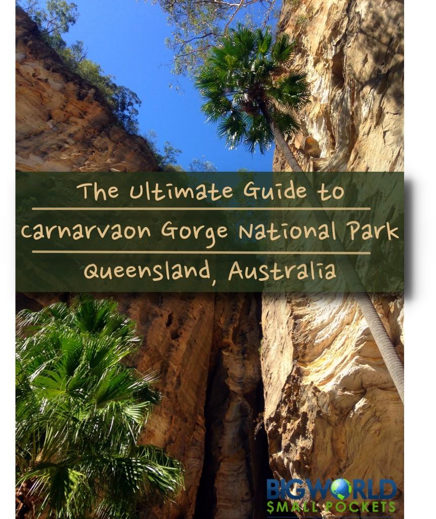 Ultimate Guide to Carnarvon Gorge National Park {Big World Small Pockets}