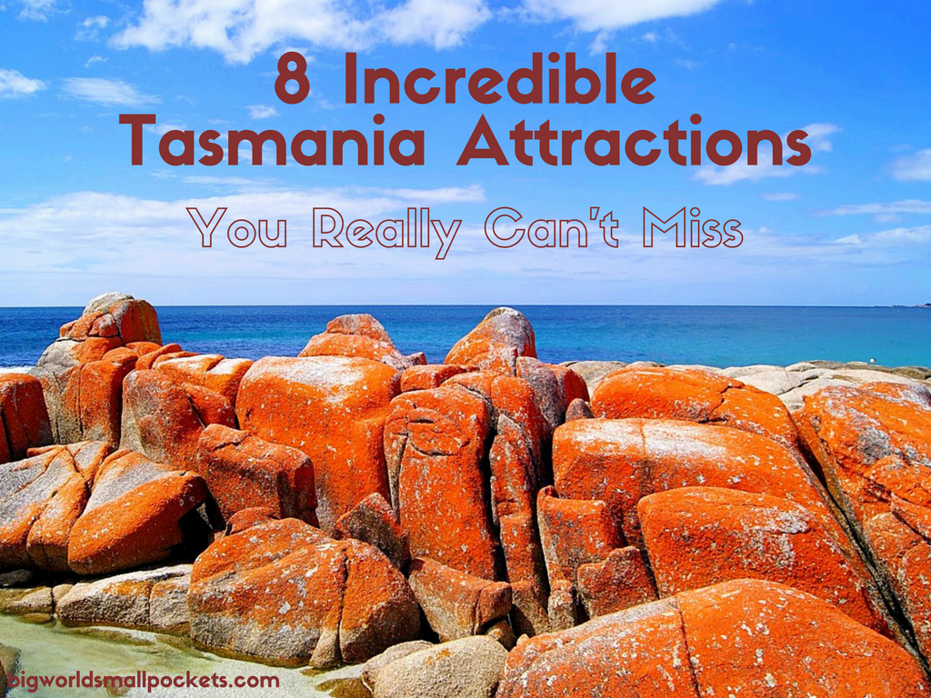 8 Incredible Tasmania Attractions You Can't Miss