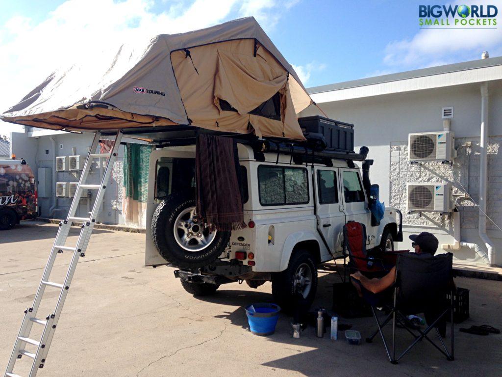 Camping Rambutan