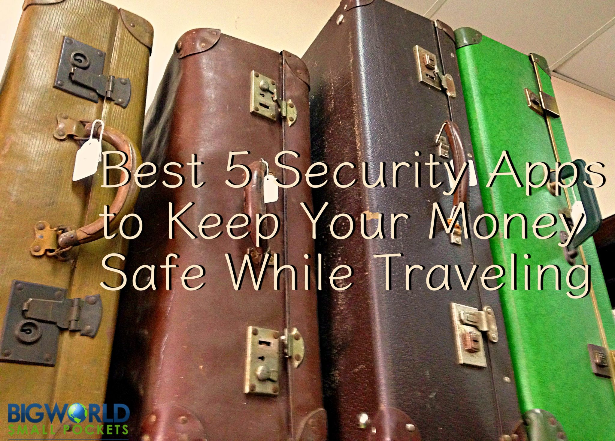 Security Apps for Travel
