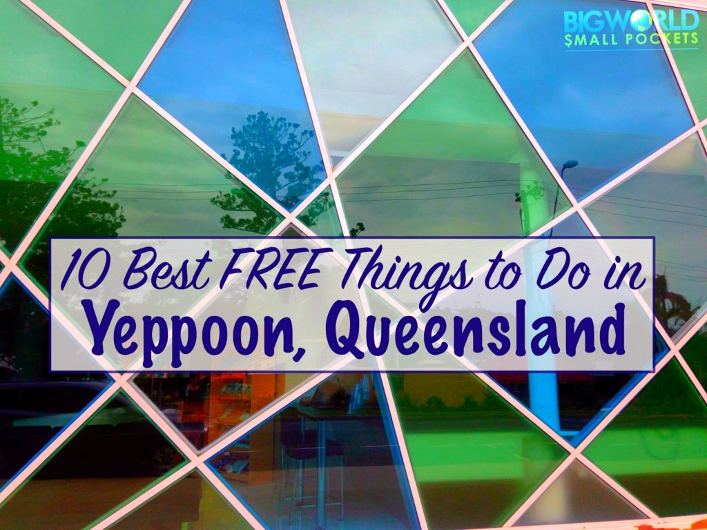 Free Things to Do in Yeppoon