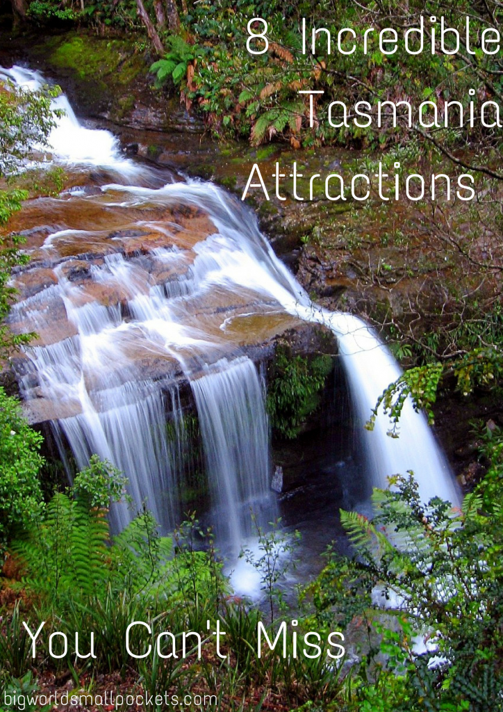 You Can't Miss These 8 Tasmanian Beauties {Big World Small Pockets}