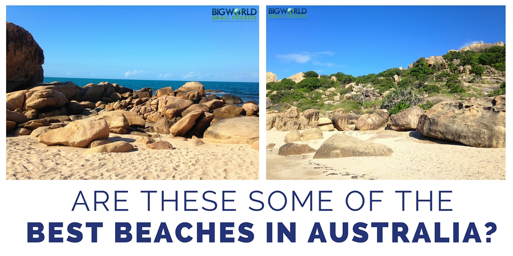 Bowen has Some of the Best Beaches in Australia