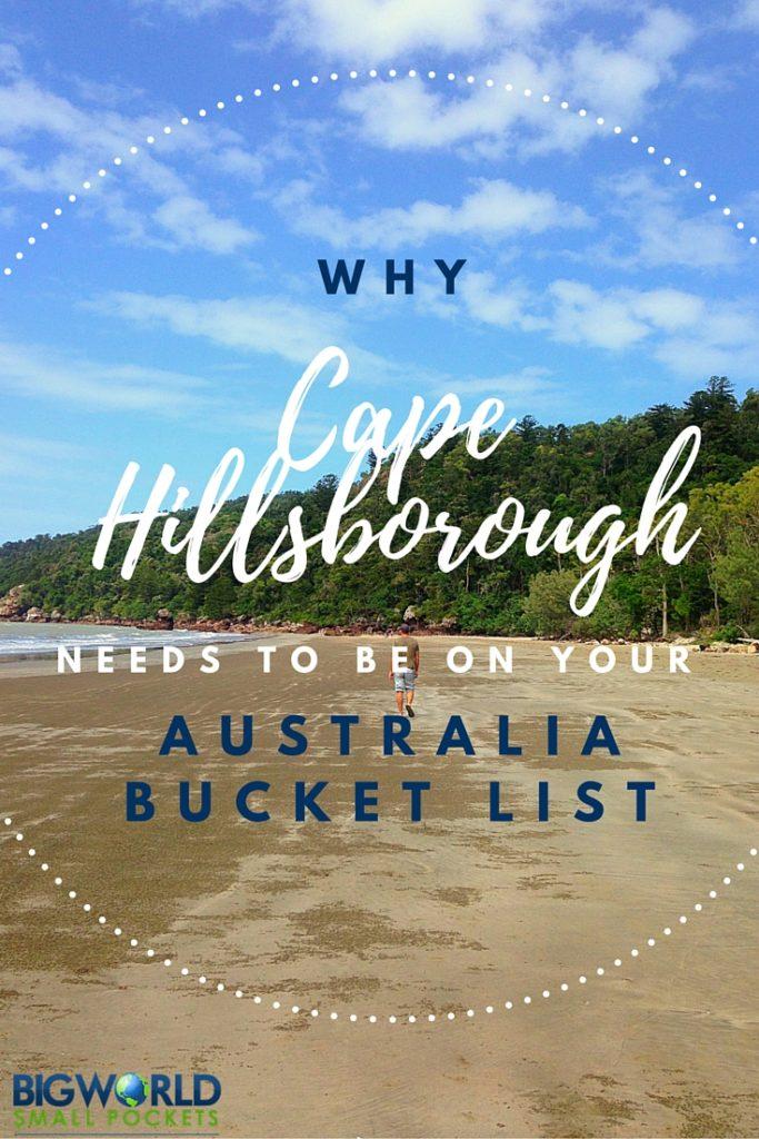 Cape Hillsborough, Australia {Big World Small Pockets}