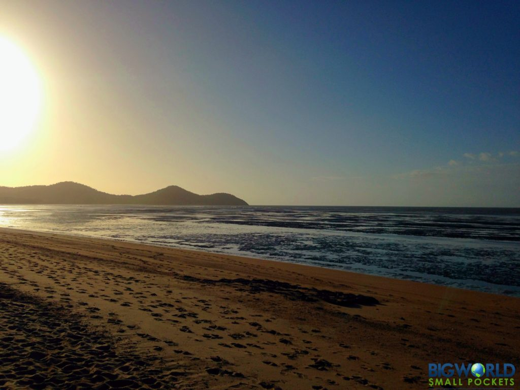 Cape Hillsborough Sun