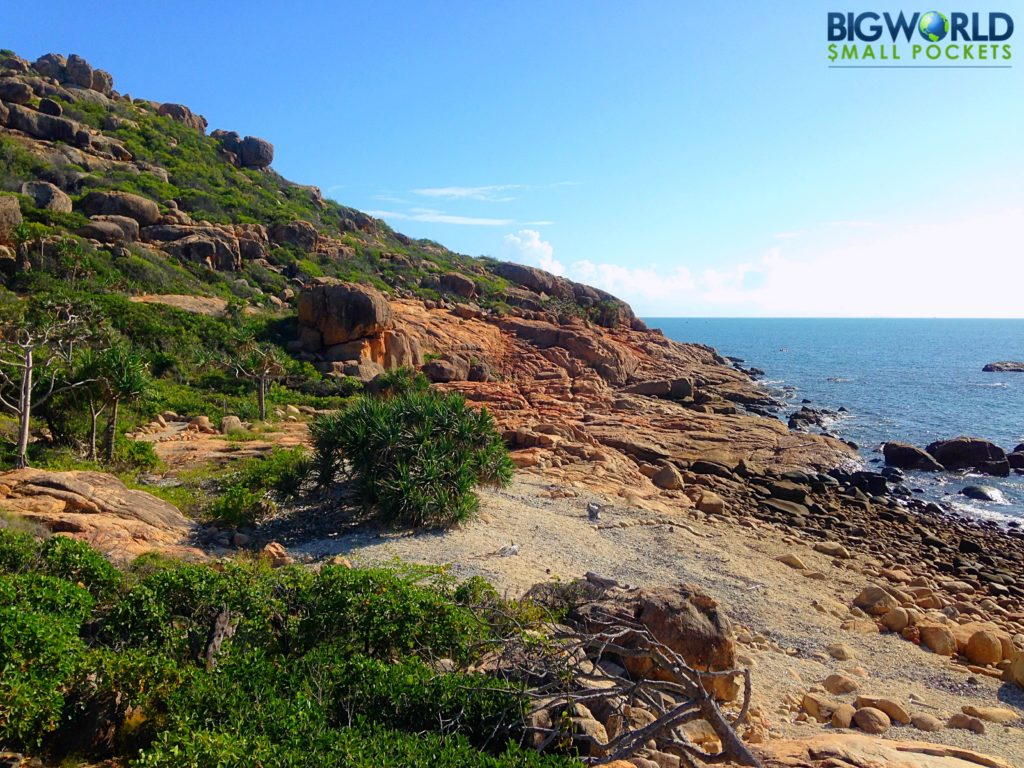 Bwoen Cliffs