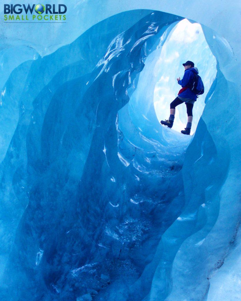 NZ Glacier
