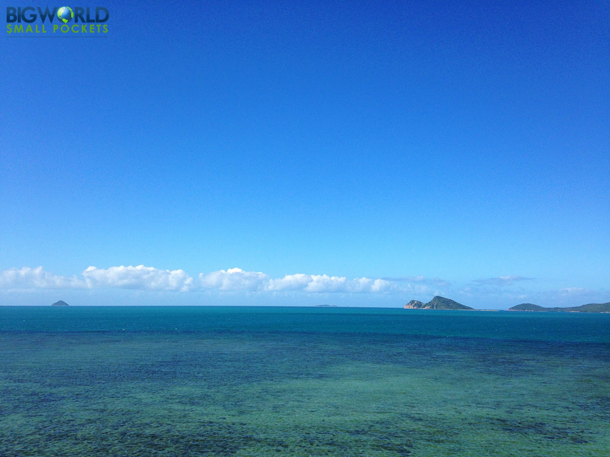 How to See Australia's Whitsundays the Cheap Way - Big World