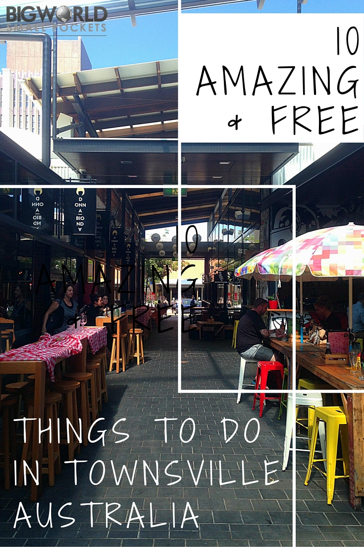 10 Amazing FREE Things to Do in Townsville, Australia {Big World Small Pockets}