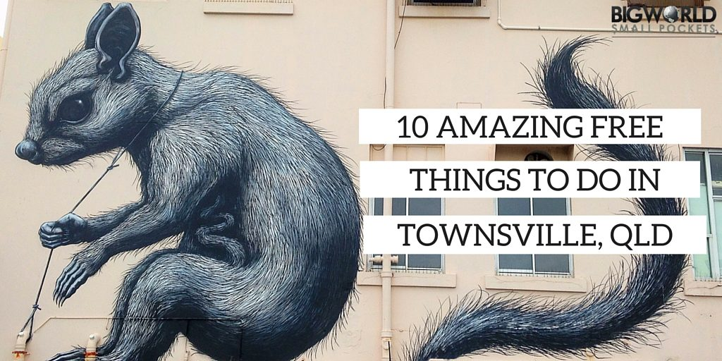 10 Amazing FREE Things to do in Townsville