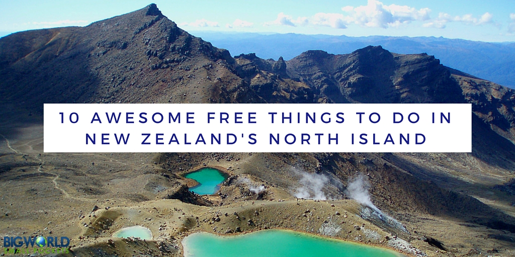 Free Things to Do in New Zealand